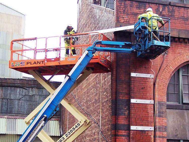 Utilities Building Maintenance