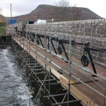 "Sluice Gate renovation at ""The Mound"" completed"