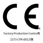 AJE retains Execution Class 4 CE Certification
