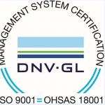 AJE retains  ISO 9001-2008 & OHSAS 18001-2007 Certification