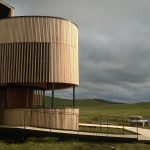 "Forsinard Flows ""Lookout Tower"" in line for prestigious Architects Award"
