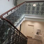 Kingussie Courthouse Stairs & Balustrades Completed