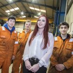 Graduate apprentice a first for engineering firm