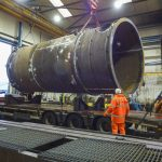 AJ Engineering fabricates monster vessel