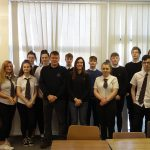 AJ team give young people insight into World of Work