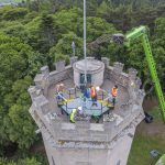 New platform will give uninterrupted view from Forres tower