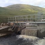 Platforms help maintain new hydro scheme