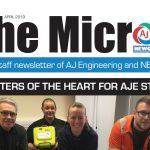 The Micron – April