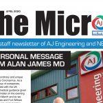 The Micron – April 2020