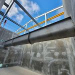 Water Treatment Works continue to flow for AJE