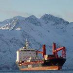 Transatlantic consignment arrives safely